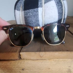 Ray ban clubmaster womens sunglasses